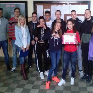 Хуманитарна акција ученика и професора Техничке школе