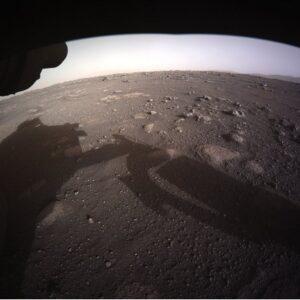 Хало, Земља, овде Марс